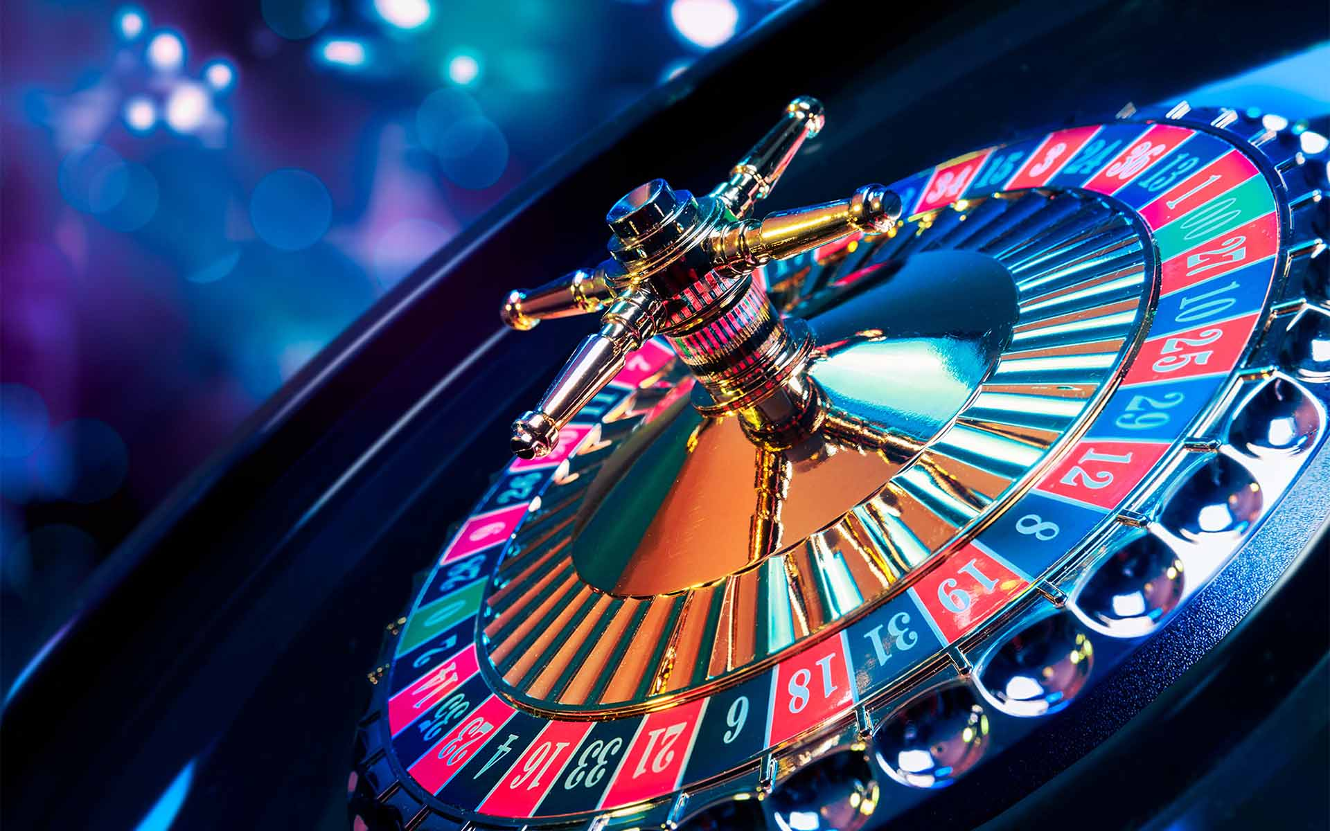 Mastering How Of Gambling Casino Is just not An Accident