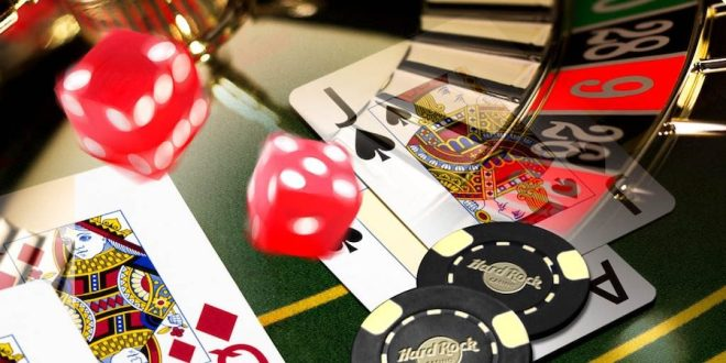 Simply Sit There Start Casino